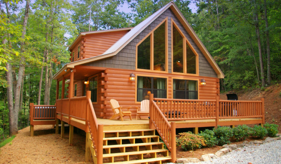 Bryson City Real Estate Log Cabins For Sale Smoky